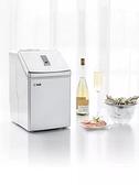 制冰機商用奶茶店小型家用方冰迷你1.3kg酒吧ktv冰塊機