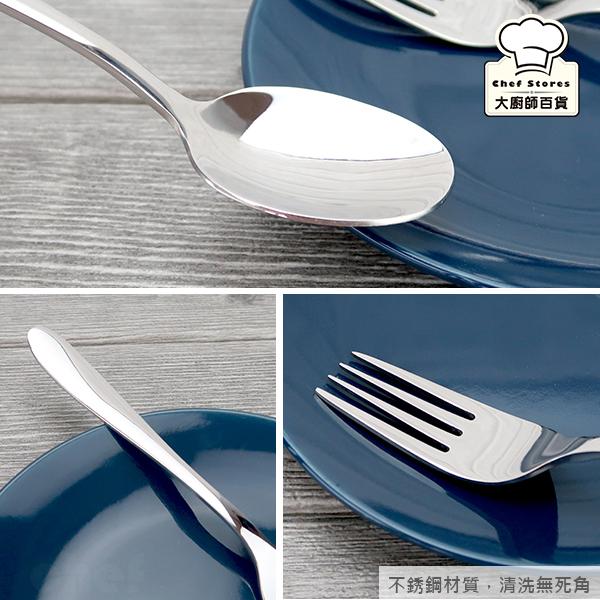 理想牌晶鑽316隨身餐具四件組筷子+湯匙+叉子+環保袋環保餐具組-大廚師百貨