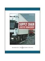 二手書博民逛書店《Supply Chain Logistics Manageme