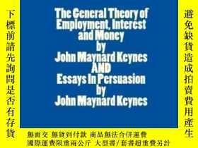 二手書博民逛書店The罕見General Theory Of Employment, Interest And Money By
