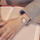 女神手錶女小表盤時尚潮流大氣休閒小巧女生石英表