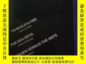 二手書博民逛書店survival:to罕見build a fire,the se