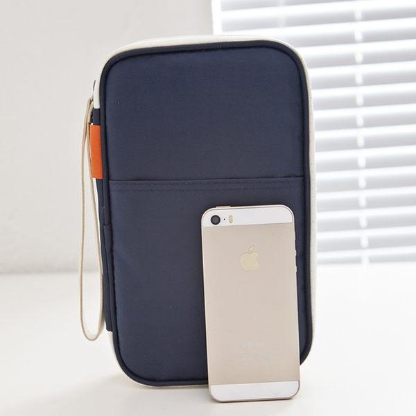 護照包-多功能防水收納包/旅行包/防水袋-共6色-UA60-FuFu