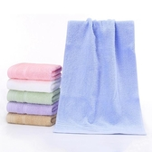 毛巾純棉成人家用洗臉柔軟毛巾四條裝