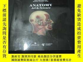 二手書博民逛書店ANATOMY罕見解剖學 彩圖 如圖 12開精裝Y6713 Ar