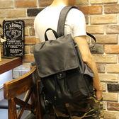 男雙肩包 束口後背包 可放14吋筆電《印象精品》y1235