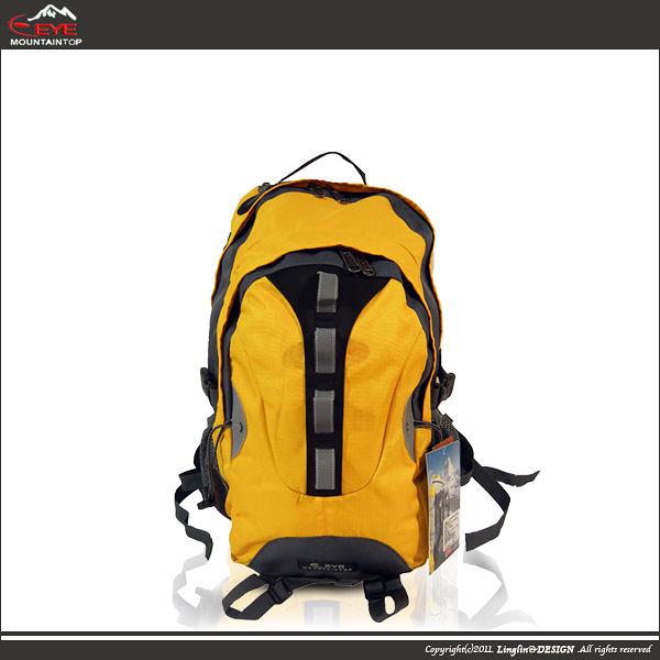【EYE】40L弓形網架登山背包附防雨罩/運動後背包 EYE250