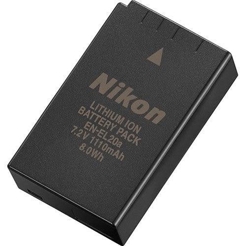 【聖影數位】全新盒裝 Nikon EN-EL20a 原廠鋰電池 Z6 Z7 P1000 1110mah