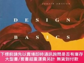 二手書博民逛書店Design罕見Basics-設計基礎Y414958 David Lauer (Edit... Harcour