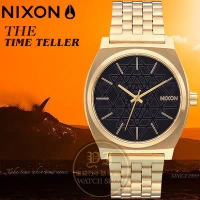 NIXON 實體店TIME TELLER潮流腕錶A045-2478公司貨/極限運動/潮流/禮物/情人節