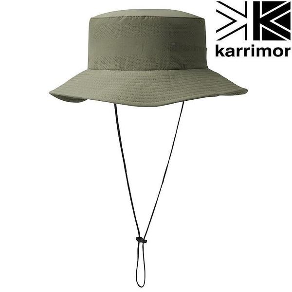 『VENUM旗艦店』Karrimor Trek Hat 透氣彈性圓盤帽/遮陽帽 101075