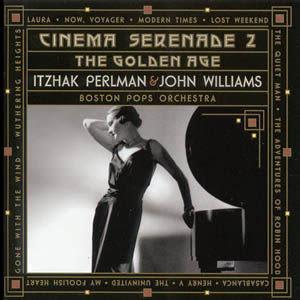 帕爾曼的電影琴聲 Ⅱ黃金年代 CD(購潮8)