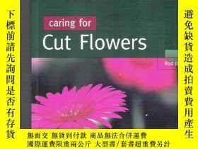 二手書博民逛書店英文原版書罕見caring for Cut Flowers (切