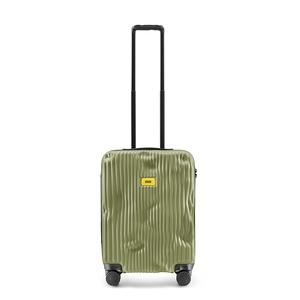 Crash Baggage Stripe 條紋登機箱20吋-橄欖綠