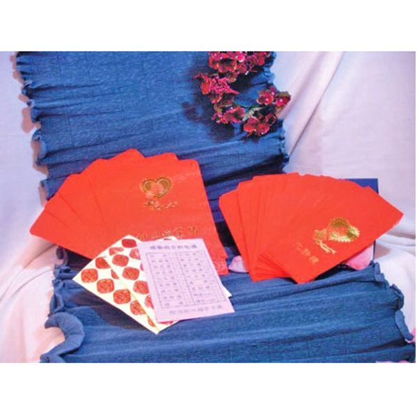 訂婚 結婚總合紅包袋  結婚用品 婚俗用品 紅包禮【皇家結婚百貨】