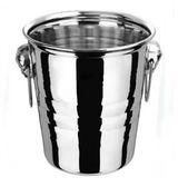 (中秋大放價)保冰桶大號不鏽鋼冰桶紅酒香檳冰桶啤酒桶吐酒桶ktv酒吧專用冰桶送冰夾