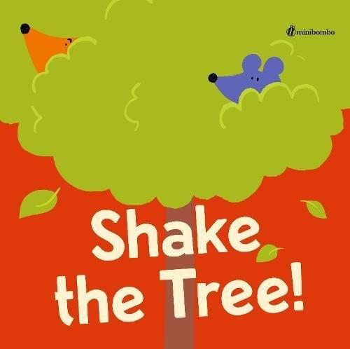 【麥克書店】SHAKE THE TREE ! /英文繪本 《主題:幽默》**店長超推! 超級好笑!!