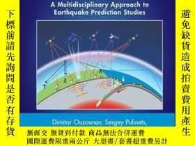二手書博民逛書店Pre-Earthquake罕見Processes: A Multidisciplinary Approach t