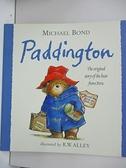【書寶二手書T4/原文小說_D29】Paddington_Michael Bond,R. W. Alley