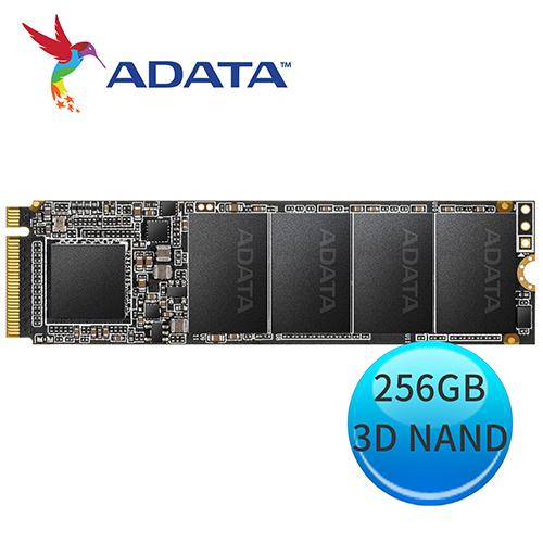 ADATA 威剛 XPG SX6000 Lite 256GB PCIe Gen3x4 M.2 2280 固態硬碟