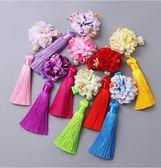 中國風流蘇古代髪飾髪夾頭飾兩對髪卡