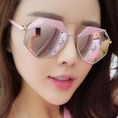 墨鏡女帶有度數眼鏡成品200度開車偏光蛤蟆鏡300度太陽鏡