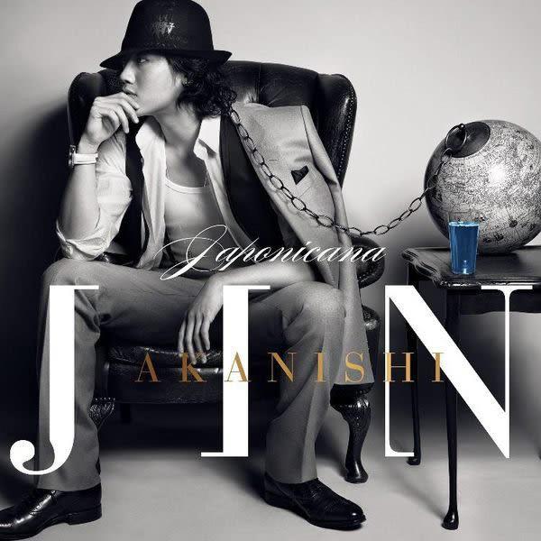 赤西仁 Japonicana CD  (購潮8)