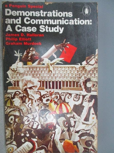 【書寶二手書T1/原文小說_MOI】Demonstrations and Communication:a Case Study