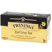 英國《TWININGS 唐寧》EARL GREY TEA 皇家伯爵茶包2g*25入/盒