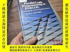 二手書博民逛書店parallel罕見logic programming in p