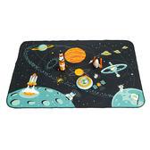 【美國Tender Leaf Toys】太空探險遊戲組(積木遊戲墊組合)