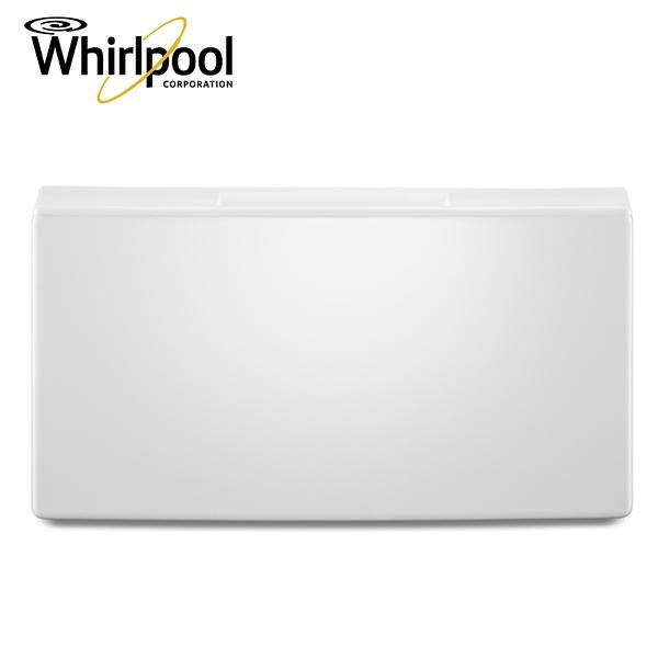 [Whirlpool 惠而浦]滾筒洗/乾衣機層座(有抽屜) WFP2715HW【請聊聊詢問貨況】