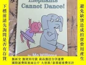 二手書博民逛書店Elephants罕見Cannot Dance!Y11418 MO WILLEMS WALKER BOOKS