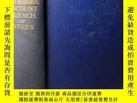 二手書博民逛書店1919年版罕見1914 BY FIELD-MARSHAL VISCOUNT FRENCH OF YPRES 《伊