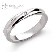 KISS KISS唯一純銀戒指