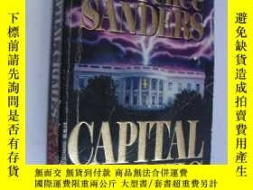 二手書博民逛書店《罕見Capital Crimes 》 Lawrence San