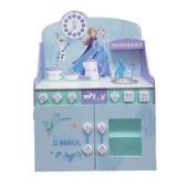 K408 冰雪奇緣木製加大廚房玩具(4件組)【德芳保健藥妝】