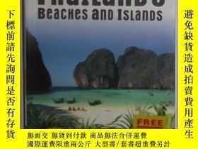 二手書博民逛書店英語原版泰國旅遊罕見Regional Guide Thailan