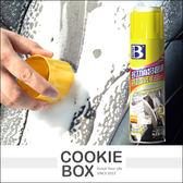 保賜利 BOTNY 多功能泡沫汽車清潔劑 車用 萬能 清潔劑 刷頭 皮革 650ml *餅乾盒子*