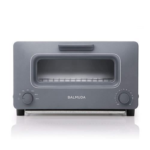 【日本代購】Balmuda 蒸汽烤箱 多士爐窯 K01E 灰色