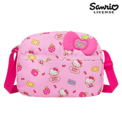 Hello Kitty - 蘋果棉花糖系列側背包-KT01K03PK