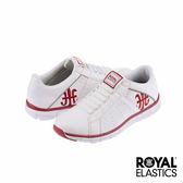 Royal Elastics Zephyr 經典運動鞋-白x紅