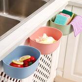 ◄ 生活家精品 ►【R51】櫥櫃門掛式垃圾桶 廚房 蔬果 果皮 置物 收納 儲物 工具 大容量 紙屑 雜物