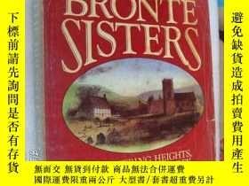 二手書博民逛書店WORKS罕見OF THE THE BRONTE SISTERS:Wuthering heights,villet