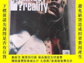 二手書博民逛書店Fantasy?罕見Reality. Sleek 05Y2147