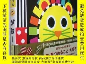 二手書博民逛書店Sassyのあかちゃんえほん罕見がおー!(紙板書)Y18233