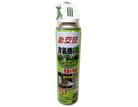 《必安住》冷氣機除蹣清潔劑420ml