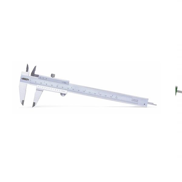 INSIZE 奧地利高精度游標卡尺 專業尺 標準型游標規尺 輕便 1205-300S