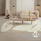 現代簡約馬蒂斯抽象野獸派客廳地毯臥室家用毛絨茶幾毯床邊毯【Kacey Devlin】