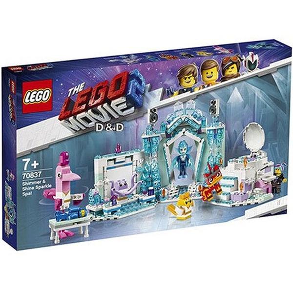 LEGO 樂高 樂高電影系列 繽紛的水療 Shimmer & Shine Sparkle Spa! 70837